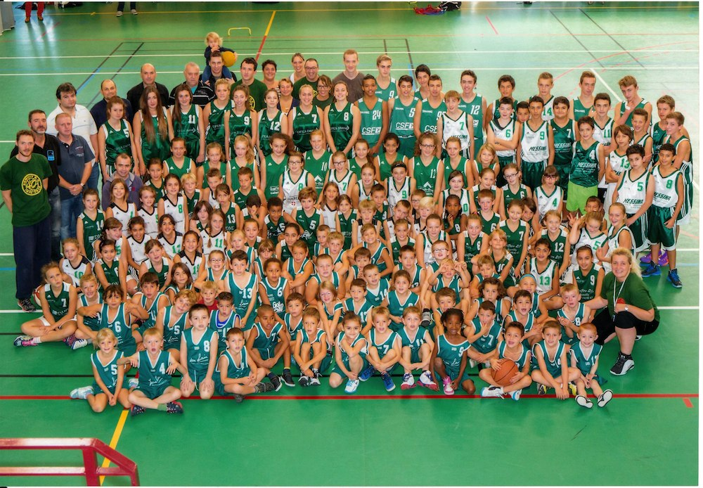 Les équipes de jeunes Saison 2015-2016