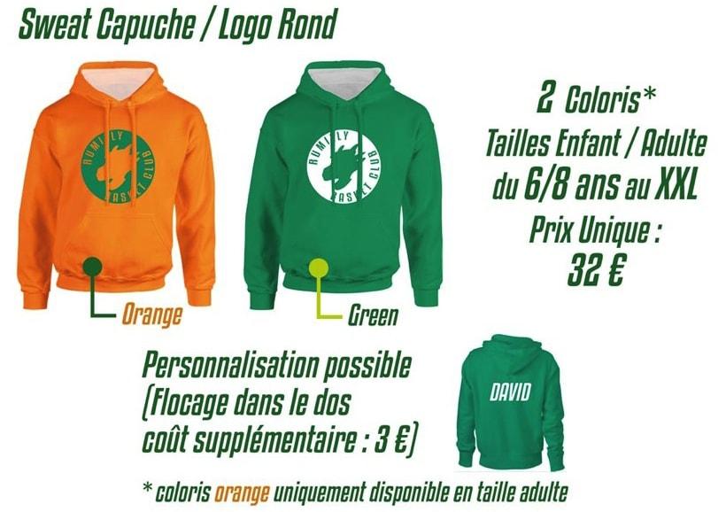 5696347dbe98 Boutique en ligne du Rumilly Basket Club - RBC74 aux couleurs du Club